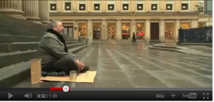 Meditation Mindsets - the blind man video