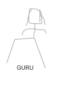 eight year old guru